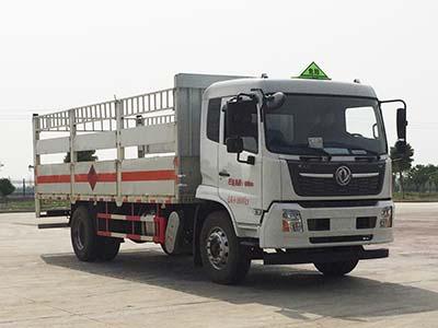 乐投国际米兰俱乐部东风天锦厢长6.6米/6.2米气瓶运输车