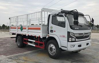 乐投国际米兰俱乐部东风多利卡D7厢长5.15米气瓶运输车