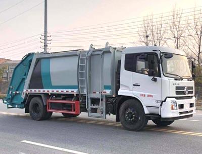 乐投国际米兰俱乐部东风天锦分捡垃圾运输车