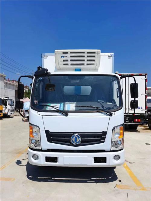 东风新能源冷藏车 绿牌4.2米上绿牌,C1证即可驾驶!