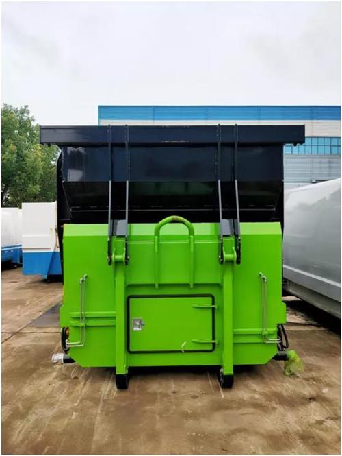 高端车厢可卸式垃圾车