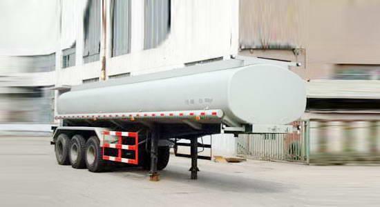 化工液体运输半挂车