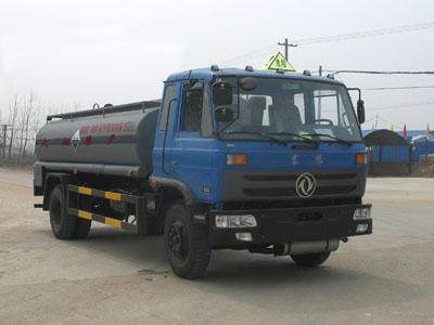 东风10吨化工液体运输车