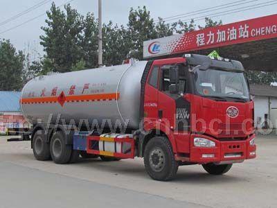 解放后双桥液化气体运输车