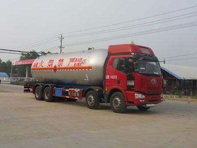国五解放前四后八液化气体运输车