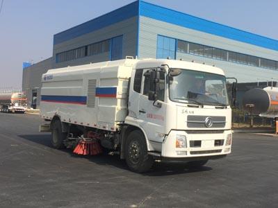 国五东风天锦9水/7方尘洗扫车